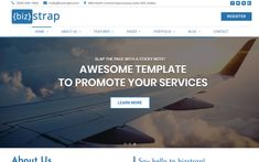 Bootstrap Template, Service Learning, Call To Action, Sticky Notes, Say Hello, Templates, Sayings, Blog, Stencils
