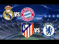 #Chelsea @Atlético de Madrid #championsleague #ucl #2014