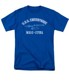 McCoy Dr Enterprise Logoshirt schwarz Star Trek I/'m A Doctor T-Shirt
