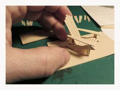 Adirondack Chair at 1-24th scale | Flickr - Photo Sharing!