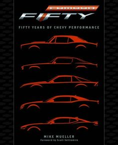 Awesome book.....Camaro: Fifty Years of Chevy Performance by Mike Mueller http://amzn.to/2iMvWcz