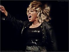 In the spirit of Tina Turner. Just for the fun of it. by Jazz/Blues Street Art - Photo 155504875 - 500px