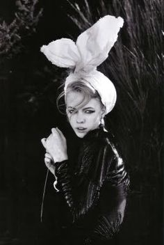 FASHION ON ROCK: MY BUNNY EARS BY LOUIS VUITTON