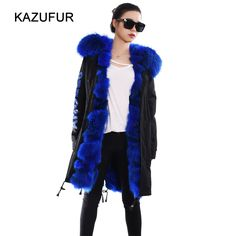 Check out this product on Alibaba.com APP 2016 New Fashion Winter Parka With Fur Lined Genuine Fox Fur Coat