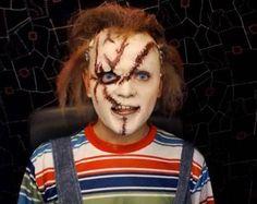 chucky makeup #Halloween #makeup | Makeup Artistry Ideas ...