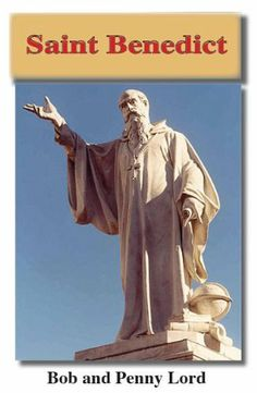 Saint Benedict by Bob and Penny Lord. $4.95