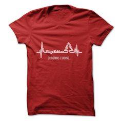 christmas loading T-Shirts, Hoodies. Check Price Now ==► https://www.sunfrog.com/Christmas/christmas-loading-57349321-Guys.html?id=41382