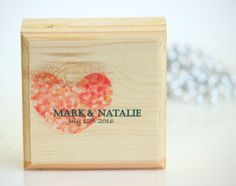 Come and see all the modern ring boxes available at Little Wee Shop. Visit Little Wee Shops blog for free wedding printables too. #ringbox  www.littleweeshop.etsy.com