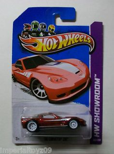 2013 HOT WHEELS SECRET/HIDDEN SUPER HUNT '09 ZR1 CORVEVETTE