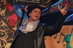 Embedded image permalink-Shah Rukh Khan creating his magic on stage. Zee Cine Awards.