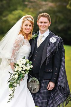 country-real-wedding-in-north-yorkshire/Scottish Weddings
