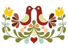 Folk Art Designs - Bing Images