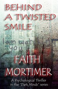Book Description: Behind a Twisted Smile (A Dark Minds Mystery Suspense Thriller) What do you do when an ex-lover won't take no for an answer? Moya thinks Martyn will eventually take the hint, but ...