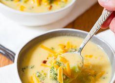 Chutná jesenná polievka s brokolicou a syrom vám zaručene bude chutiť - Báječná vareška