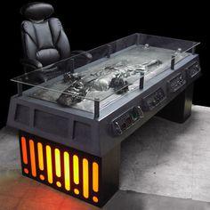 11 muebles inspirados en Star Wars