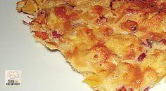 Schnelle Low-Carb Schüttelpizza - Essen ohne Kohlenhydrate