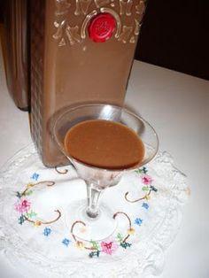 Λικέρ σοκολάτας ✿ - Η ΔΙΑΔΡΟΜΗ ®