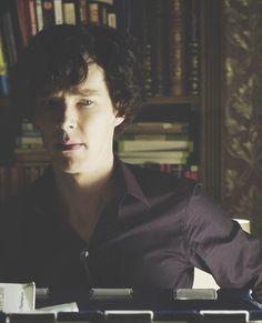 Sherlock/Benedict Cumberbatch Um... I want MORIARTY! That man is bloody brilliant!!!