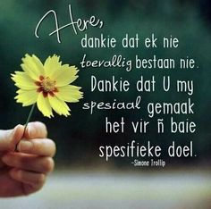Dankie Here Christian Friendship Quotes, Christian Quotes, Christian Faith, Bible Quotes, Bible Verses, Mom Prayers, Afrikaans Quotes, Inspirational Qoutes, Morning Blessings