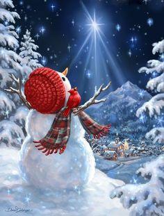 giraffe diamond painting kits for adults Christmas Scenes, Christmas Pictures, Christmas Snowman, Winter Christmas, Christmas Time, Christmas Crafts, Merry Christmas, Christmas Decorations, Christmas Ornaments