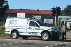 Isuzu Police Van - PE - DC - 2006 ...