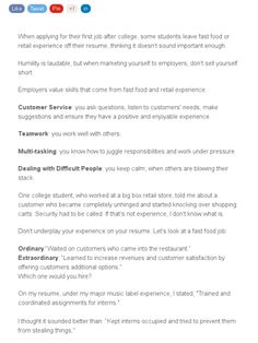 How To Build Up Your Resume 29 Best Good To Know Images On Pinterest  Life Coaching Life Tips .