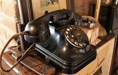 telefoon uit de vorige eeuw!