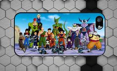 Dragon Ball Z    iPhone 4/4S5/5S and 5C  by RiverCityPrinting