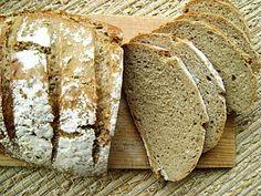 Ψωμί απο Φαγόπυρο                   Χωρίς γλουτένη. Ένα ψωμί απλό και πολύ φυσικό, χωρίς πρό... Gluten Free Recipes, Healthy Recipes, Healthy Food, Juice Plus, Greek Recipes, Nutritious Meals, Bread Baking, Tapas, Brunch