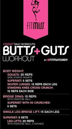 Butts & Guts