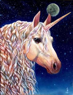 Unicorn by Elizabeth Kyle