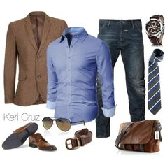 Men's Business Casual