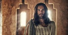 ...Argentine native Juan Pablo di Pace is The new Jesus....in The Bible continues...A.D..