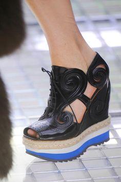 Walk walk fashion baby, by Prada.