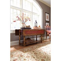 Shop this hooker furniture vicenza reds x rectangular drop leaf console table from our top selling Hooker Furniture living room tables. LuxeDecor is your premier online showroom for living room furniture and high-end home decor. Hooker Furniture, Dining Room Furniture, Furniture Ideas, Sofa Furniture, Office Furniture, Vintage Furniture, Cherry Furniture, Furniture Cleaning, Furniture Movers