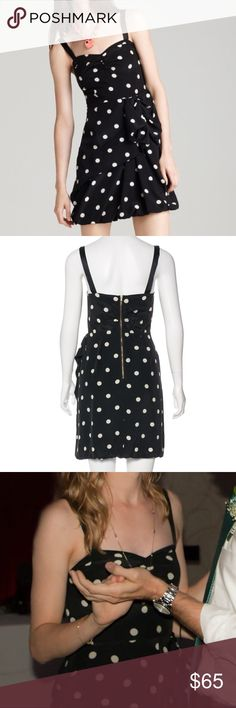 Marc Jacobs Silk Polka Dot Dress Lovely little dress. First two images found online. Marc By Marc Jacobs Dresses