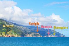 Cinque Terre Italy - have you ever walked the five cities?