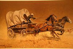 Frank McCarthy Western Artist | Frank McCarthy Western Art