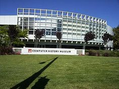 Computer History Museum. I used to work in this building sometimes when it was a part of the Silicon Graphics campus.