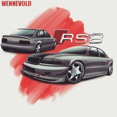 Audi ''RS8''