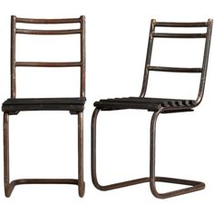 A Pair of 1920s English Iron Chairs. England, 1920s. http://www.1stdibs.com/furniture_item_detail.php?id=435058