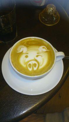 Awesome Sunday morn coffee :-)