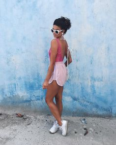 Pantera cor de rosa toda produzida de @lojawearever
