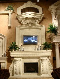 Arizona  fireplace 1