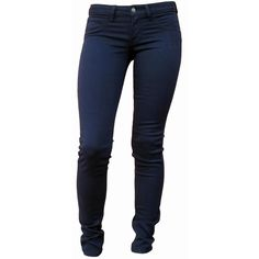 DENIM LEGGINGS 9 OZ. at Wildfox Couture in BLACK, DENIM DARK, GREY,... ($182) ❤ liked on Polyvore