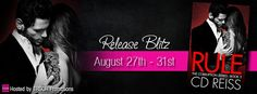 Twin Sisters Rockin' Book Reviews: #ReleaseBlitz Rule by CD Reiss #LiveTogether #DieT...