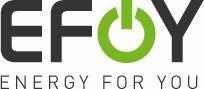 Efoy fuel cells for motorhomes and caravans logo