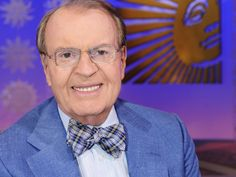 """So long, it's been good to know you. Charles Osgood gives a shout-out to The Weavers, as he confirmed today, the rumor that he w̶a̶s̶ ̶f̶o̶r̶c̶e̶d̶ ̶o̶u̶t̶ """"decided to retire"""" at age 83, from CBS Sunday Morning. His last on-air hosting date is September 25, 2016. He's a class act. Mark your calendar. It is the end of an era.⭐"""
