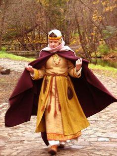 Costume Eastern Slavs: Radimichi, 11 се. Фотографии Историко-культурный клуб «Радзiмiчы»   5 альбомов