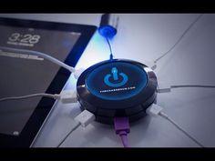 ChargeHub - Universal Charging Station